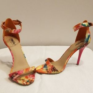 Mossimo Women's Pumps Floral